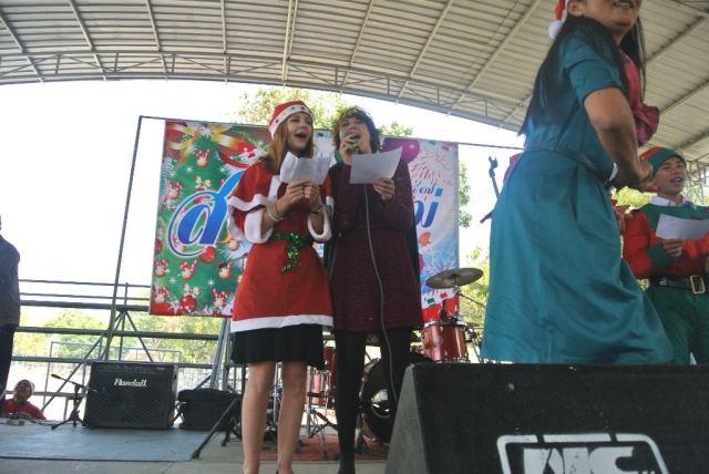 TEFL teaching christmas