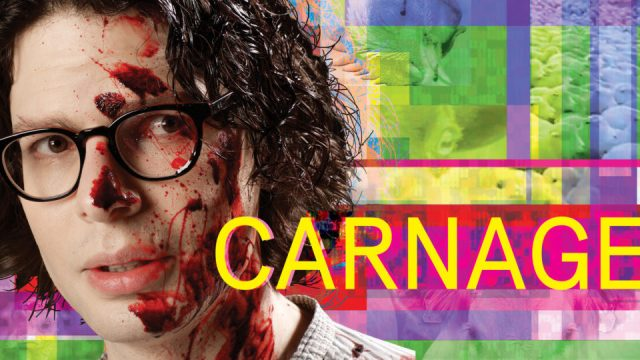 carnage simon amstell review