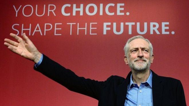 Jeremy Corbyn Lbour