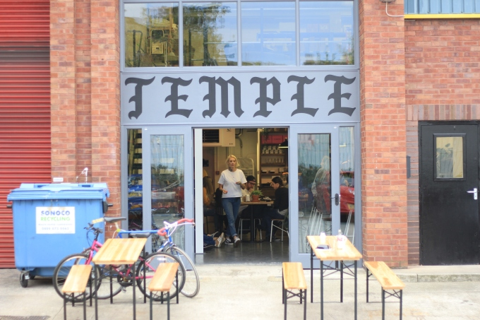 Temple Coffee Leeds Review A Vegan Adventurer